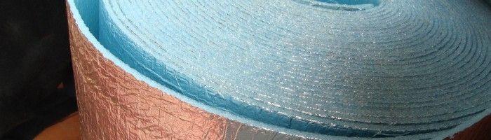 Фото - Утеплення балкона пенофолом