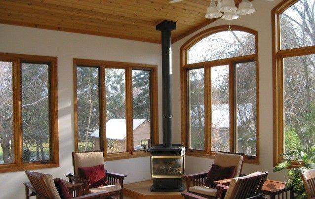Фото - Утеплення дерев'яних вікон самостійно