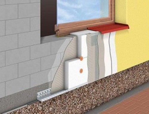 Фото - Утеплення стін житлового будинку
