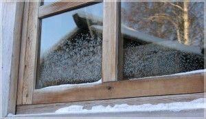 Фото - Утеплення вікон
