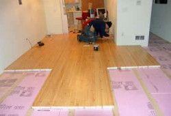 Фото - Утеплення підлоги з покриттям з ламінату: особливості пристрою