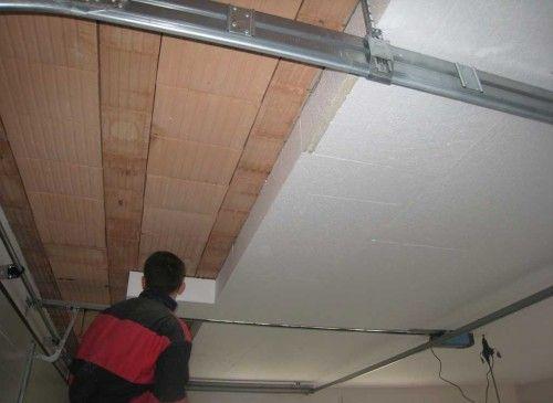Фото - Утеплення стелі підвалу