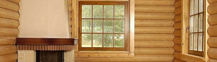 Фото - Утеплення стін дерев'яного будинку зсередини