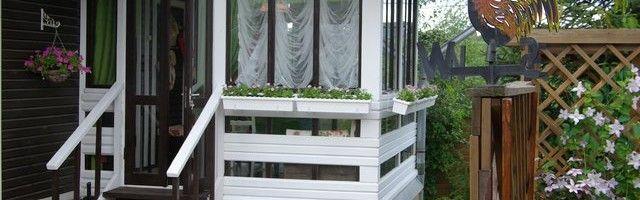 Фото - Утеплення веранди, тераси в приватному будинку