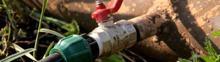 Фото - Утеплення водопроводу в землі