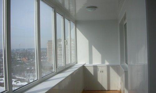 Фото - Утеплюємо і обшивають балкони і лоджії своми руками