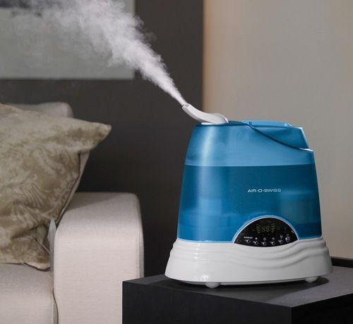 Фото - Зволожувач повітря для будинку - важлива покупка в опалювальний сезон