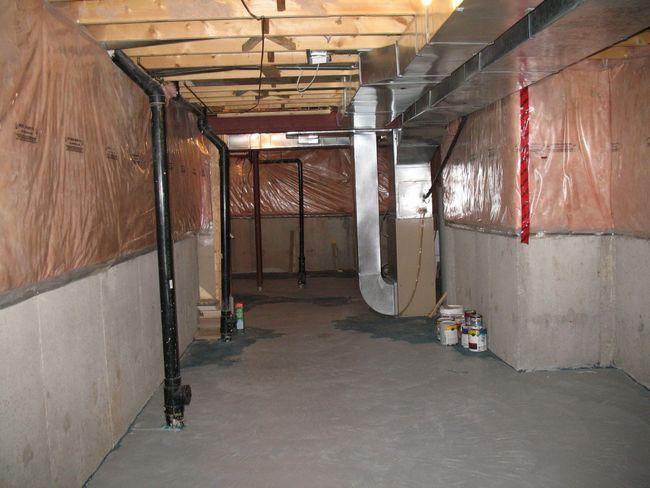 Фото - У чому полягає ремонт підвалу?