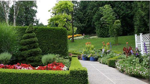 У якому стилі оформити сад і не допустити помилок?