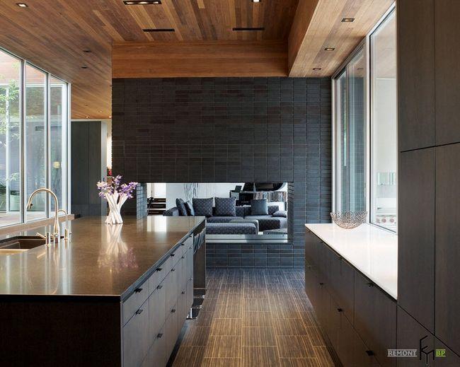 Фото - В одному кроці від досконалості: кахельна плитка на кухні