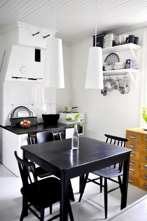 дизайн інтерєру маленької кухні