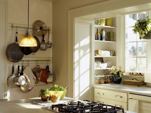 Перенесення частини кухні на балкон