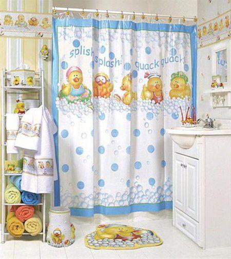 Фото - Ванна кімната для дитини