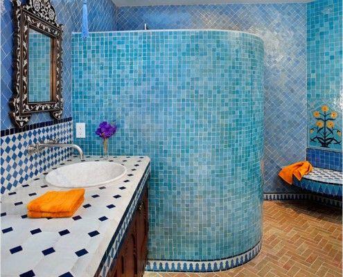 Фото - Ванна кімната з душовою кабіною - храм для душі і тіла