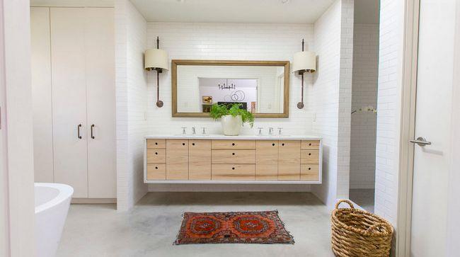 Фото - Ванні кімнати в стилі модернізм