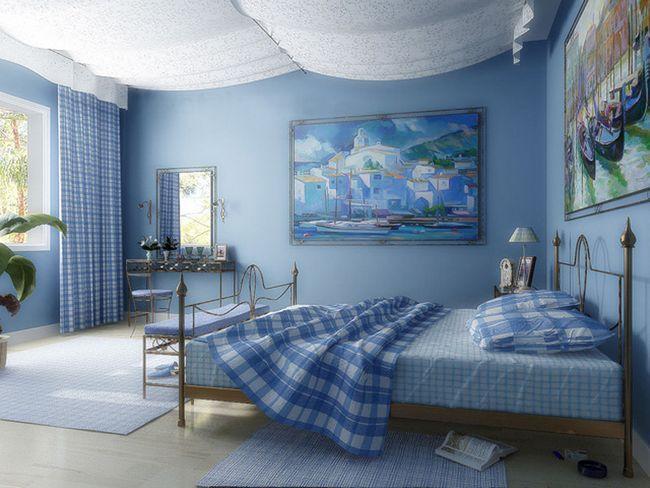 Фото - Варіанти дизайну для спальні 20 кв.м