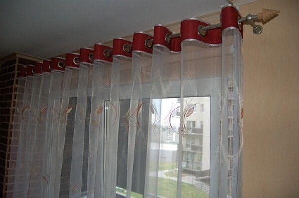 Фото - Варіанти настінних і стельових карнизів для штор