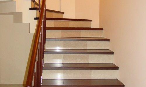 Фото - Варіанти обробки бетонних сходів