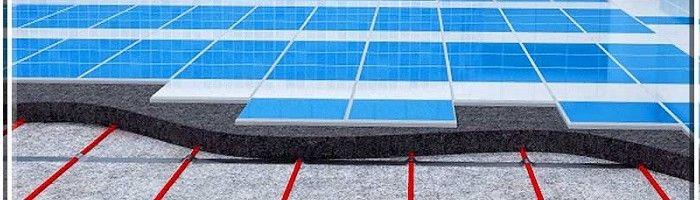 Фото - Варіанти пристрою теплої підлоги під плитку