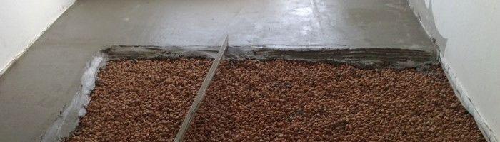 Фото - Варіанти утеплення бетонної підлоги в приватному будинку