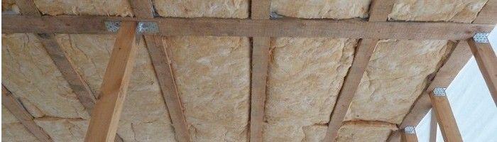 Фото - Варіанти утеплення стелі мінеральною ватою