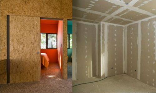 Фото - Варіанти внутрішнього оздоблення каркасного будинку своїми руками