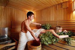 масаж віником