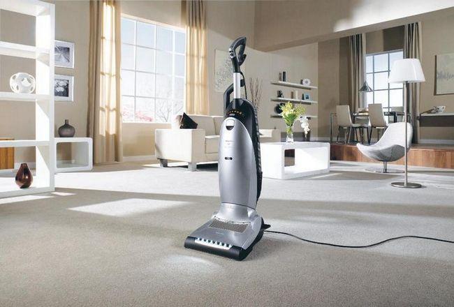 Фото - Вертикальний пилосос: прибираємо квартиру з задоволенням хоч кожен день