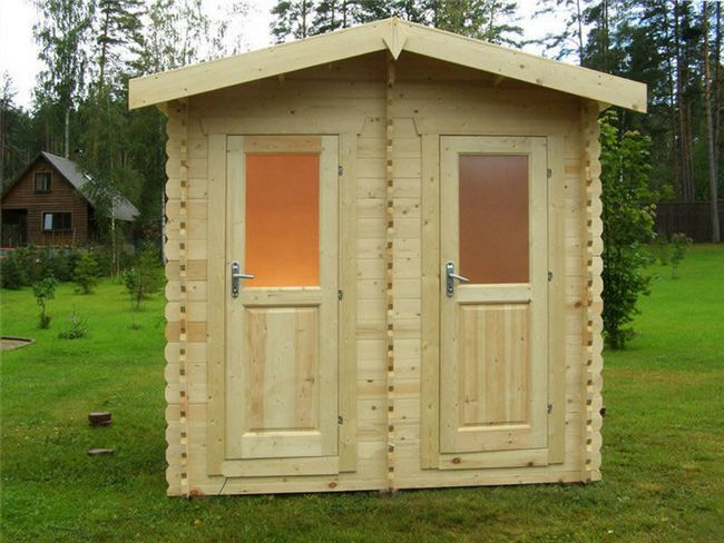 Фото - Види дачних туалетів і покроковий процес їх побудови