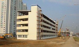 Фото - Владою москви було прийнято рішення про продовження термінів будівництва гаражів