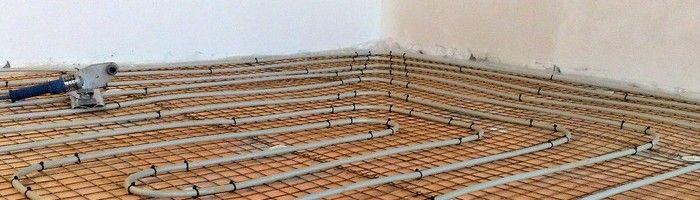 Фото - Водяна тепла підлога: види і особливості пристрою систем