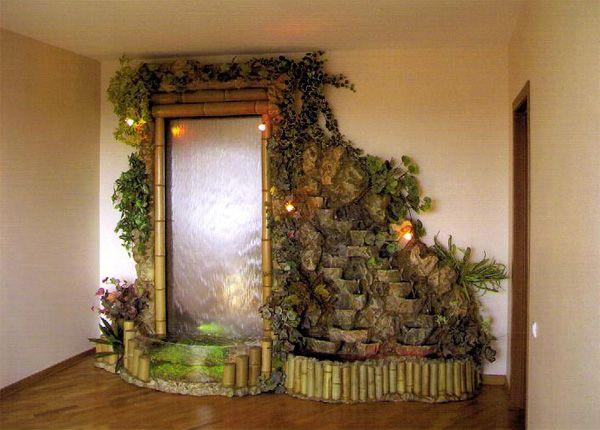 Фото - Водоспад фен шуй - сила води у вашому будинку