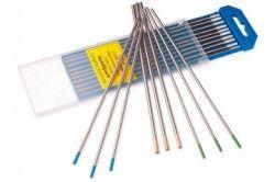 Вольфрамові електроди без добавок WP