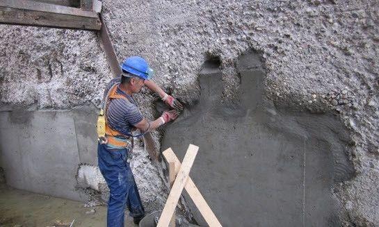 Фото - Відновлення бетону