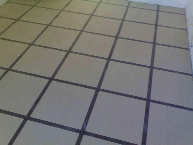 укладання керамічної плитки на гіпсокартон