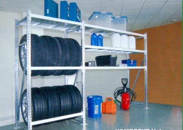 Все для зручності гаража
