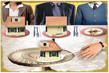 Поділ майна між спадкоємцями