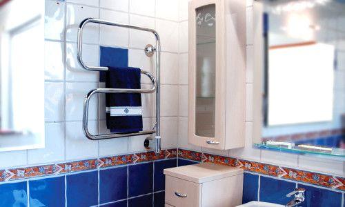 Фото - Вибираємо електричний полотенцесушитель