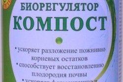 Біорегулятор компост