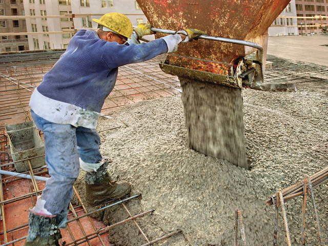 Фото - Вибір бетону при будівництві фундаменту