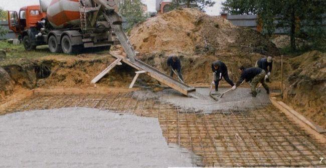 Фото - Вибір фундаменту на пучинистих грунтах