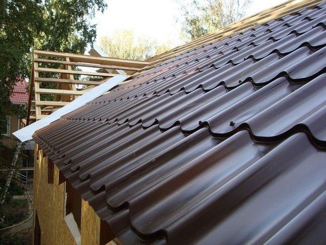 Фото - Вибір металочерепиці для даху