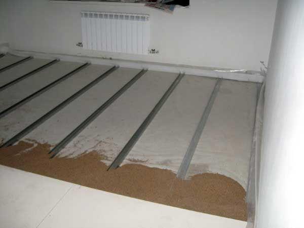 Виконання ремонтних робіт в гаражі