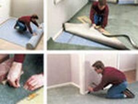 Фото - Виконуємо укладку ковроліну своїми руками на підготовлену основу