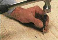 Фото - Вирівнювання дерев'яної підлоги фанерою і спеціальними сумішами