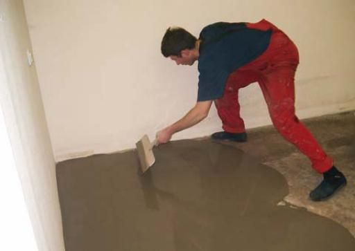Фото - Вирівнювання дерев'яних підлог