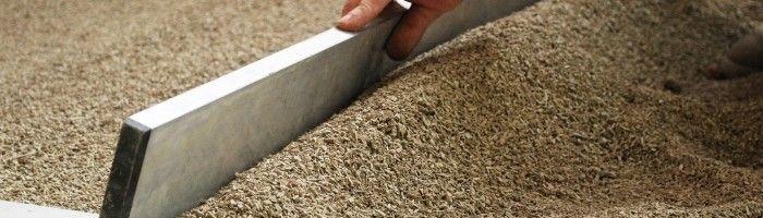 Фото - Вирівнювання підлоги за використанням керамзиту