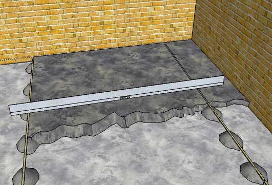 Фото - Вирівнювання підлог для пристрою теплої підлоги