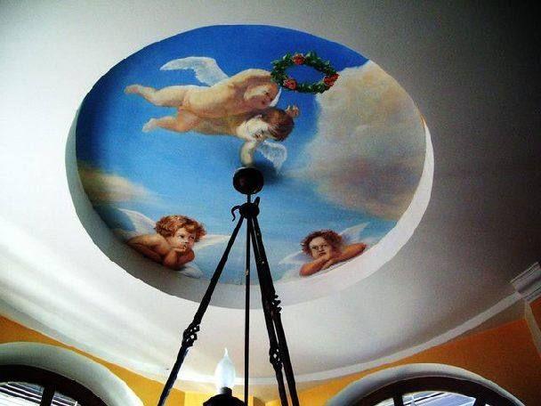 Фото - Вирізаємо круглий отвір в гіпсокартоні