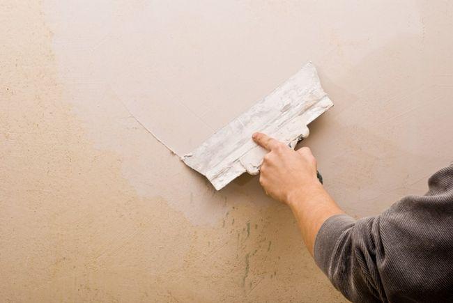 Фото - Навіщо необхідно шпаклювати стіни